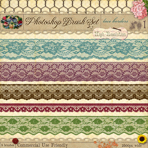 Delicate-French-lace-border-brushes-for-photoshop-graphic-design-wallpaper-wp424914