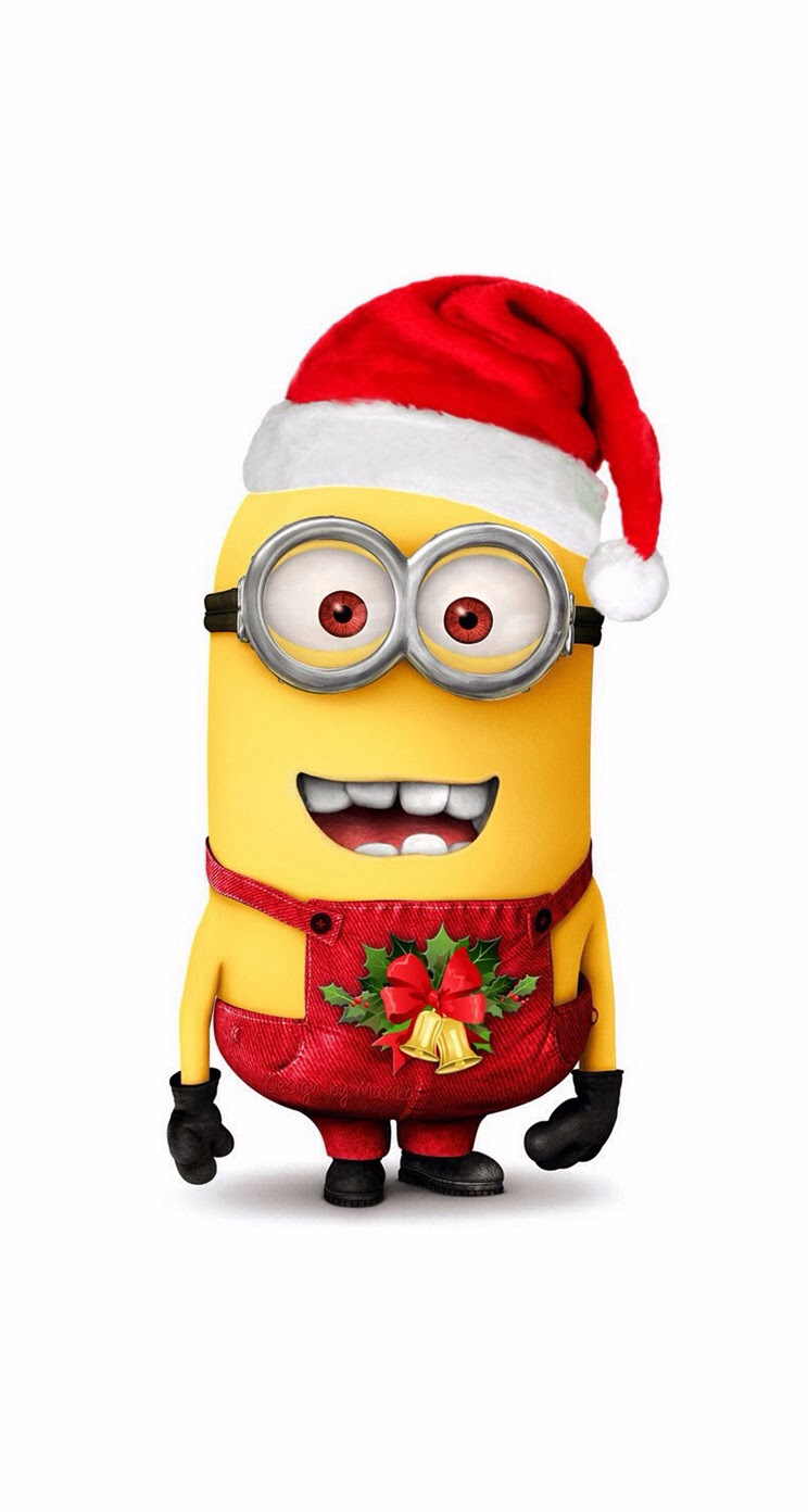 Despicable-Me-Christmas-Minion-iPhone-wallpaper-wp5604356