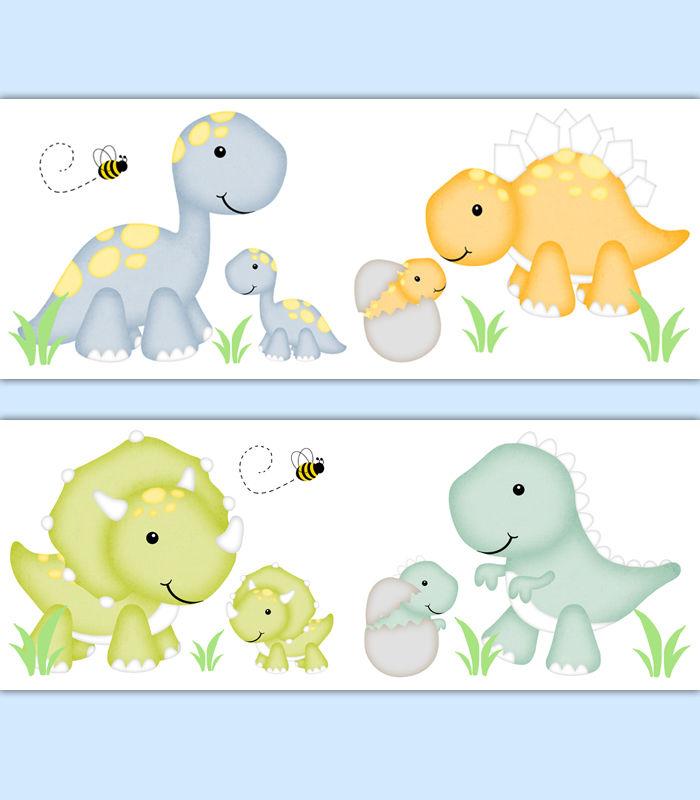 Dinosaur-Baby-Boy-Nursery-Decor-Decals-Wall-Art-Border-Room-Stickers-decampstudios-wallpaper-wp5205816