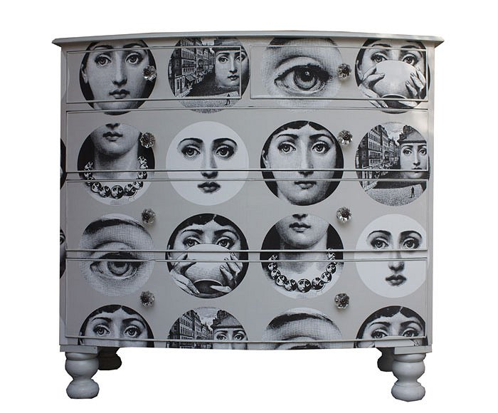 Dishfunctional-Designs-Upcycled-Dressers-Painted-ed-Decoupaged-wallpaper-wp520876