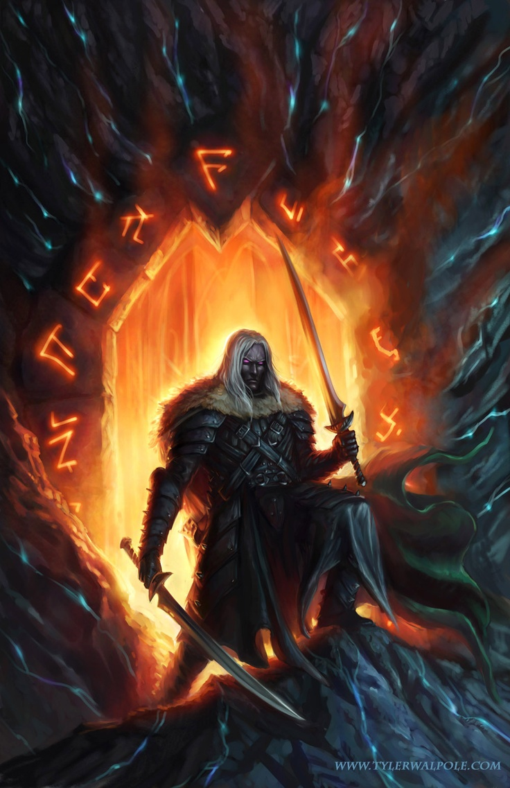 Do-Drizzt-Urden-Forgotten-Realms-Drizzt-Do-Urden-Forgotten-Realms-wallpaper-wp5404588