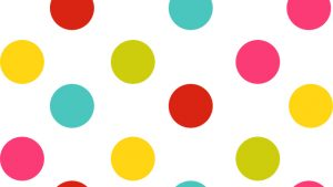polkadot backgrounds wallpaper