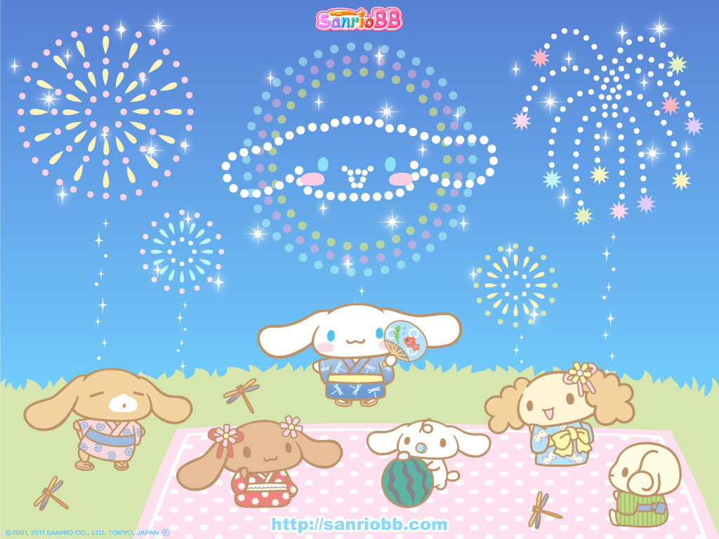 Download-Cinnamoroll-With-Japanese-Fireworks-Full-HD-wallpaper-wp4004416
