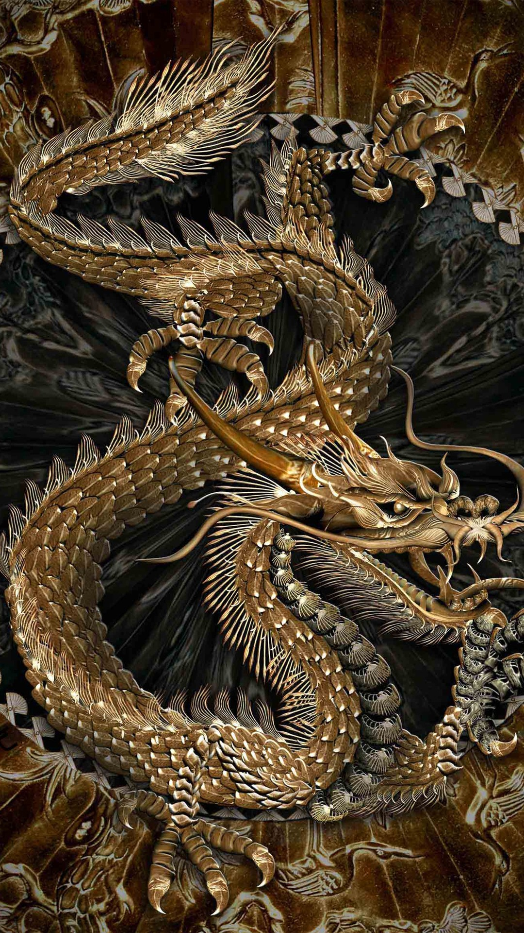 Dragon-Master-of-Mystical-Fire-is-the-oldest-and-wisest-spirit-animal-illuminating-collective%C3%A2%E2%82%AC-wallpaper-wp3405078