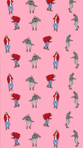 Drake-Hotline-Bling-iPhone-Plus-wallpaper-wp5604497