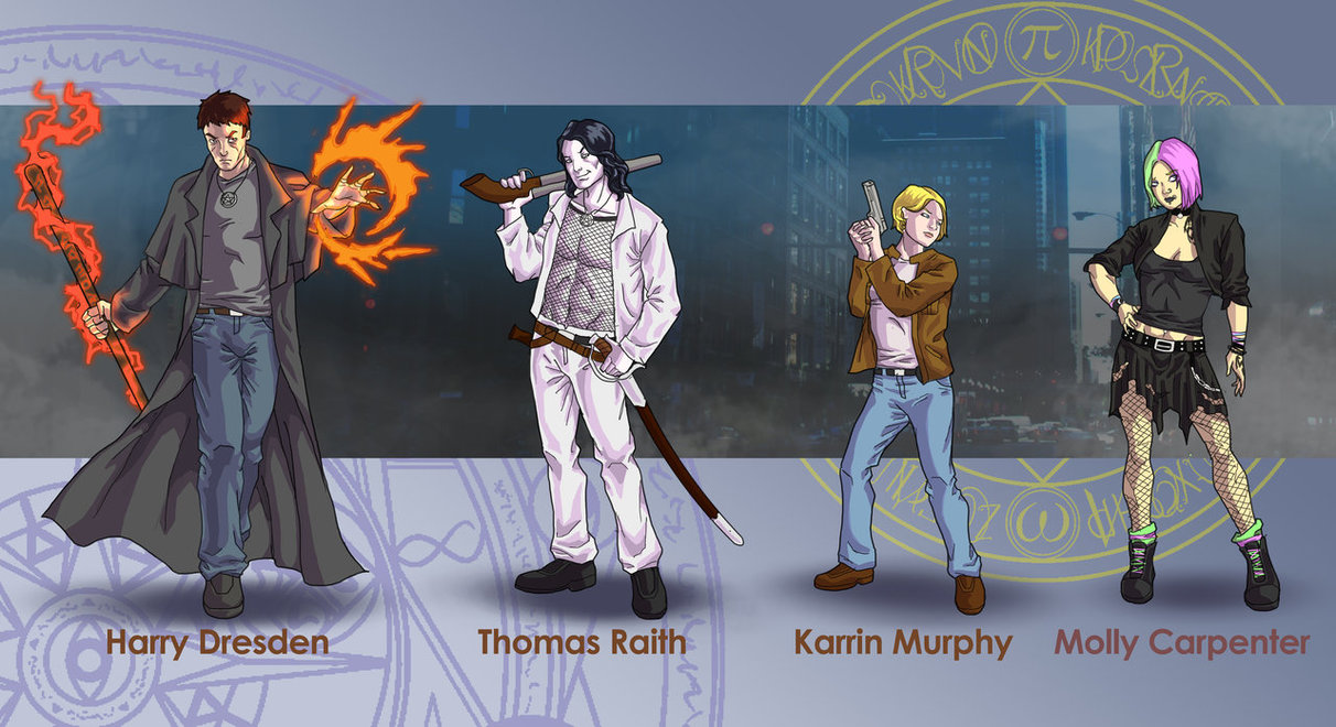 Dresden-Files-characters-by-wildcard-on-deviantART-wallpaper-wp4605509