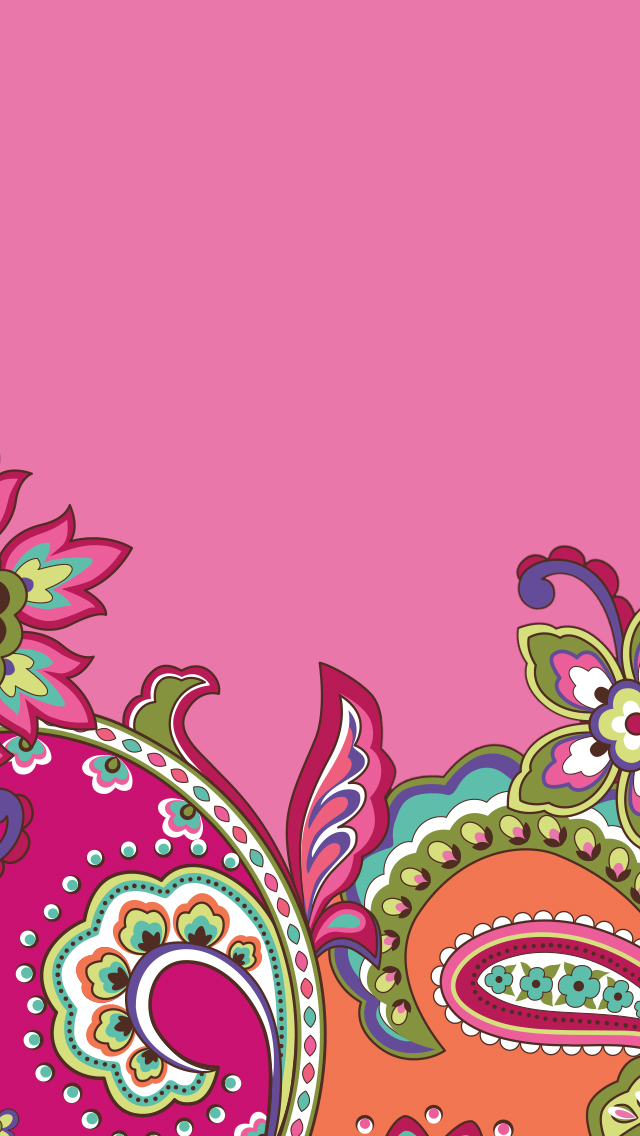 Dress-your-tech-Pink-Swirls-Mobile-Vera-Bradley-wallpaper-wp425045-1