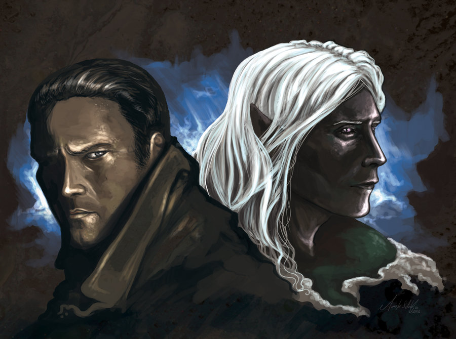 Drizzt-and-Artemis-by-WhiteElzora-deviantart-com-on-DeviantArt-wallpaper-wp5404668