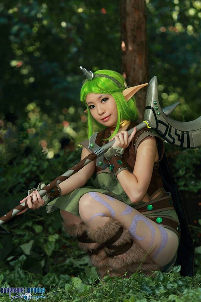 Dryad-Soraka-League-of-Legends-Cosplay-wallpaper-wp5006954