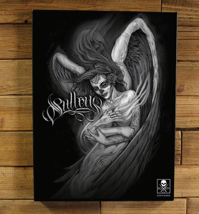 EMBRACE-BLACK-GICLEE-wallpaper-wp5206179
