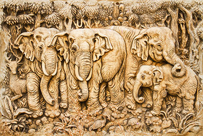 Elephant-Carving-wallpaper-wp4806178