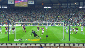 Heart of Midlothian FC and Scotland wallpaper