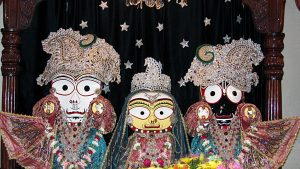 Lord Jagannath tapet