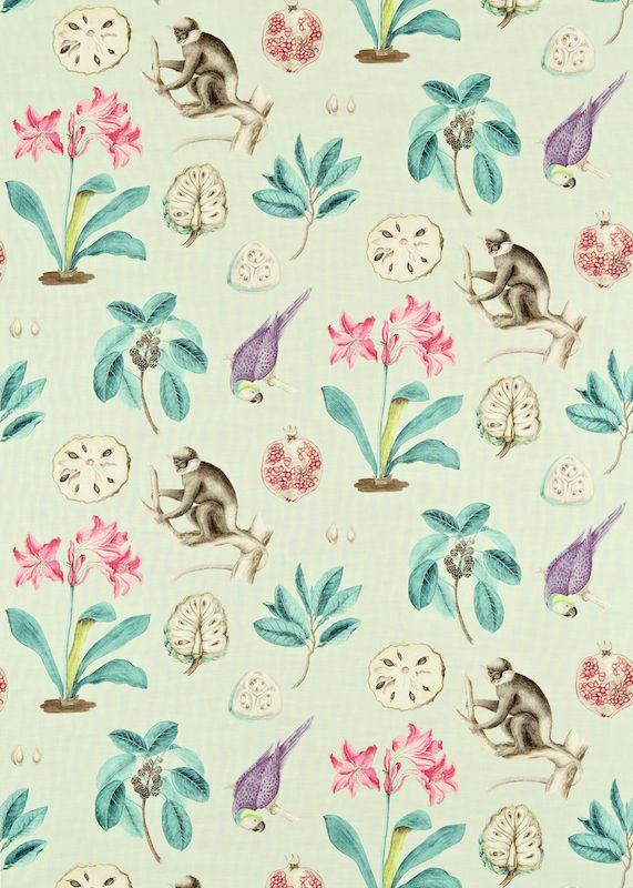 Fabric-Capuchins-wallpaper-wp5007281