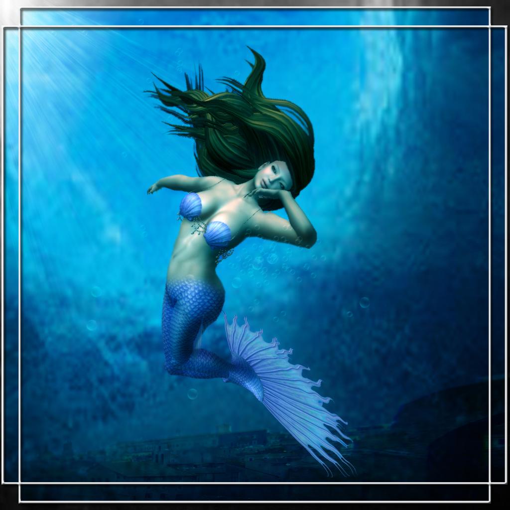 Fantasy-Mermaids-Ein-peixe-Mermaid-Photo-pose-wallpaper-wp5206386