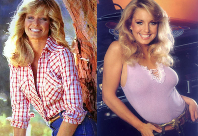 Farrah-Fawcett-Majors-VS-Heather-Thomas-wallpaper-wp6003291