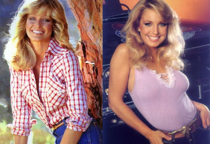 Farrah-Fawcett-Majors-VS-Heather-Thomas-wallpaper-wp6003291