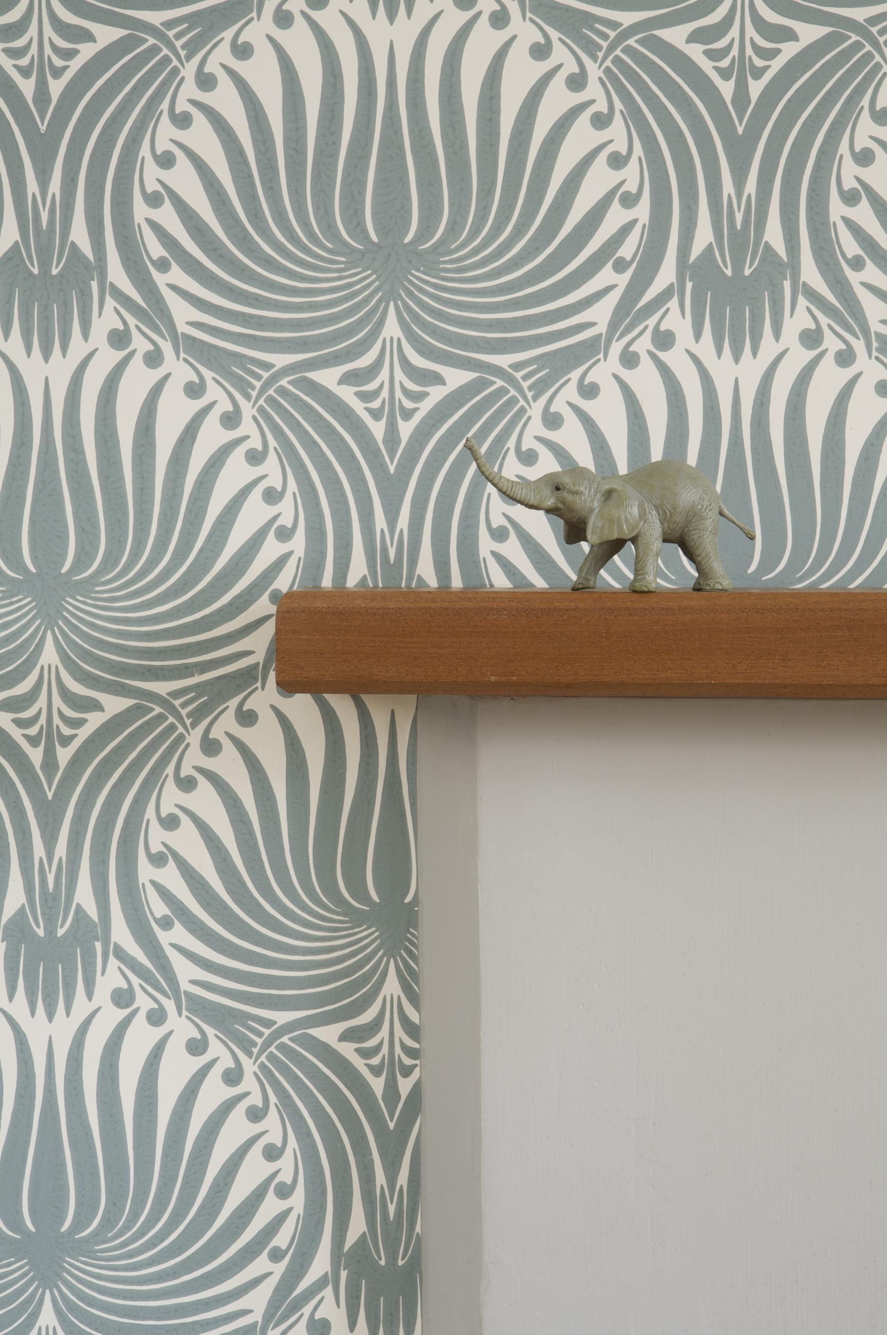 farrow ball papier peint. Black Bedroom Furniture Sets. Home Design Ideas