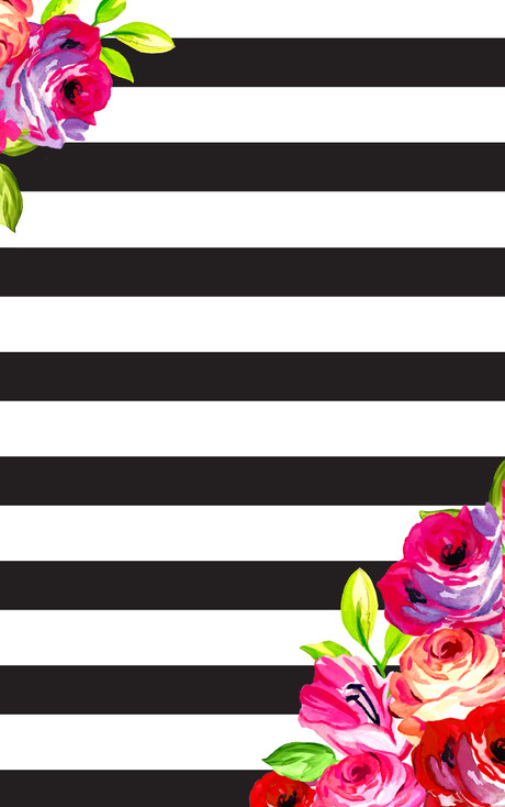 February-floral-and-stripes-phone-desktop-background-from-May-Designs-for-iphone-app-wallpaper-wp3005597