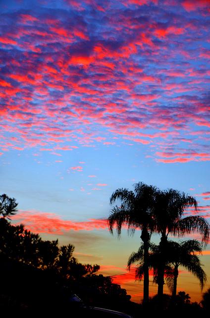 Fiery-Sunset-Cocoa-Beach-Florida-wallpaper-wp5404959