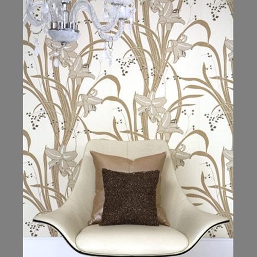 Flourish-Lily-Cream-modern-floral-ASF-Graham-Brown-Linda-Barker-Book-wallpaper-wp5604893