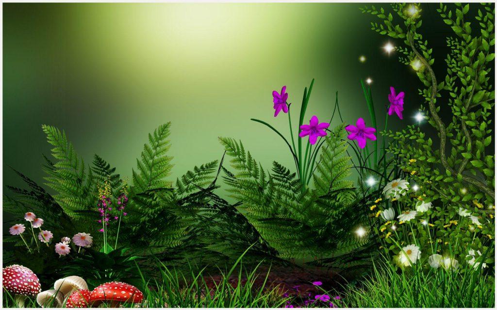 Flowers-Grass-Mushrooms-HD-flowers-grass-mushrooms-hd-1080p-flowers-grass-mus-wallpaper-wp3405650