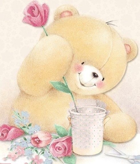 Forever-Friends-bear-wallpaper-wp5201196