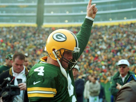 Former-Packers-quarterback-Brett-Favre-will-be-inducted-into-the-Packers-Hall-of-Fame-in-and-ha-wallpaper-wp4004873