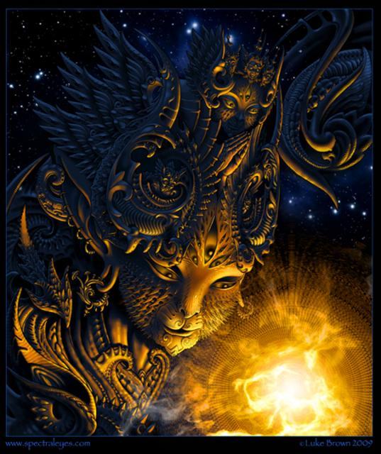 Fractal-Feline-by-Firelight-wallpaper-wp4605988