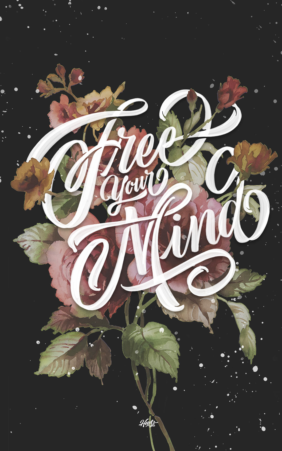 Free-Your-Mind-by-Rafa-Miguel-lettering-calligraphy-More-wallpaper-wp5206794