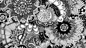 Coloração para adultos livre printables wallpaper