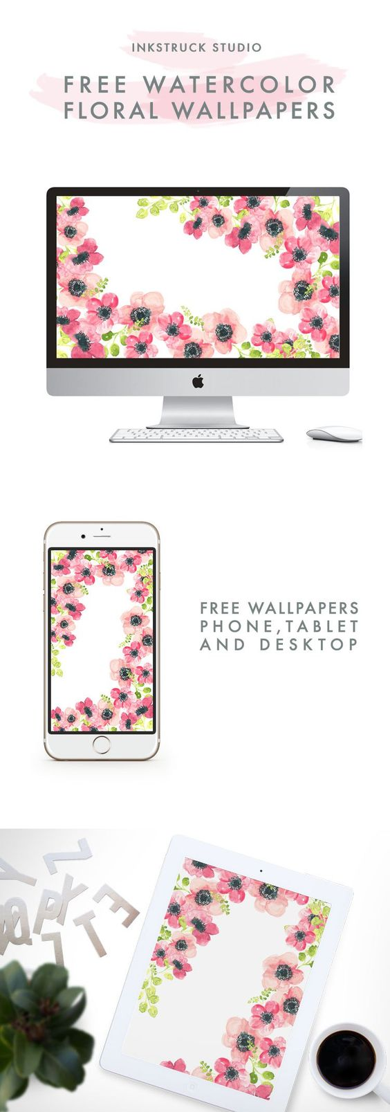 Free-watercolor-floral-to-pretty-up-your-desktop-phone-and-tablet-Zakkiya-Hamza-Inkstr-wallpaper-wp5206793