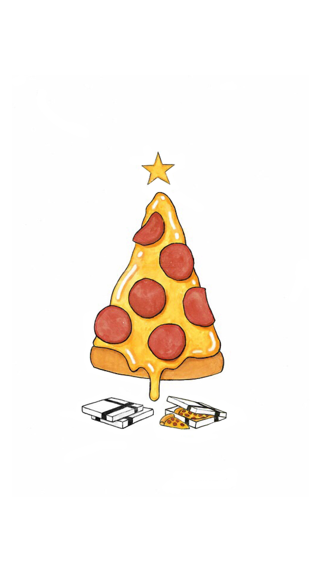Funny-Pizza-Christmas-Tree-Android-wallpaper-wp5405160