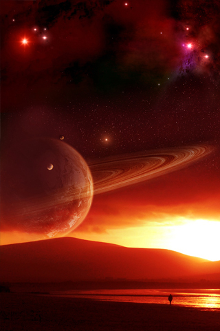 Galactic-Sunset-Android-HD-wallpaper-wp5007900