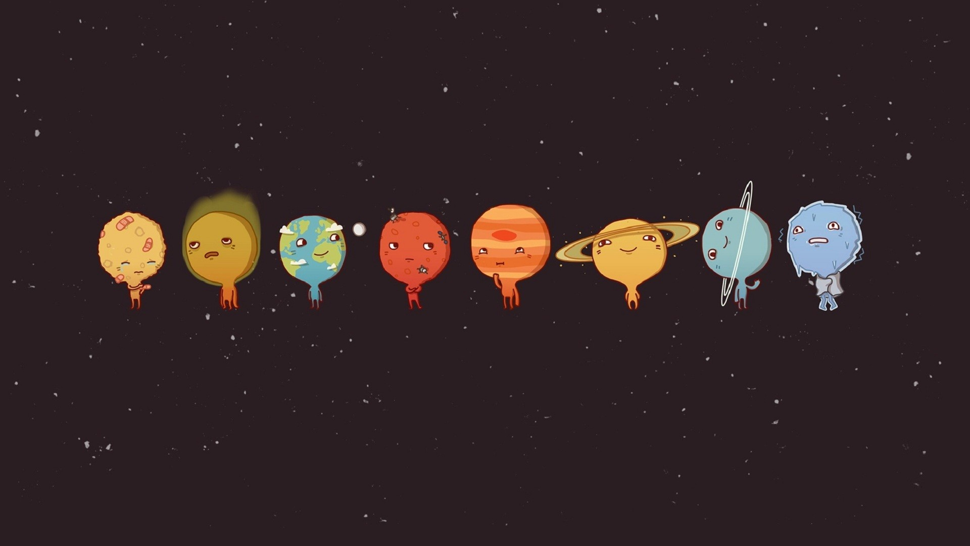 General-1920x1080-space-Sun-Pluto-Venus-Mercury-Earth-Mars-moon-Solar-System-minimalism-wallpaper-wp3406196