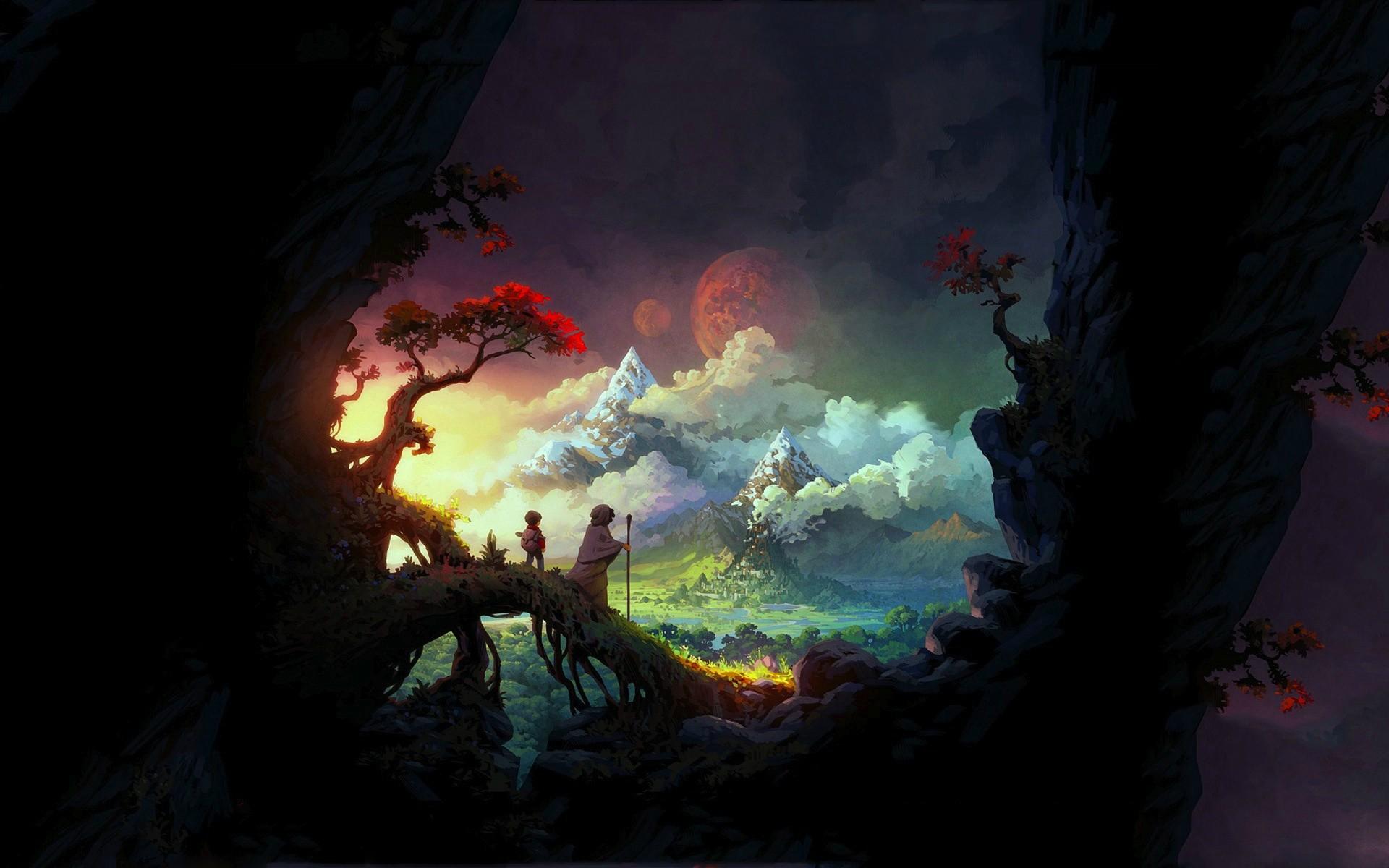 General-x-colorful-The-Wormworld-Saga-Daniel-Lieske-wallpaper-wp5206957