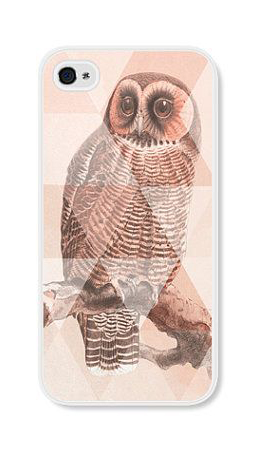 Geometric-Phone-Case-Pink-Coral-Owl-iPhone-wallpaper-wp5206963