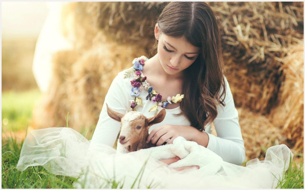 Girl-With-Sheep-Cute-Love-girl-with-sheep-cute-love-1080p-girl-with-sheep-cut-wallpaper-wp3406237