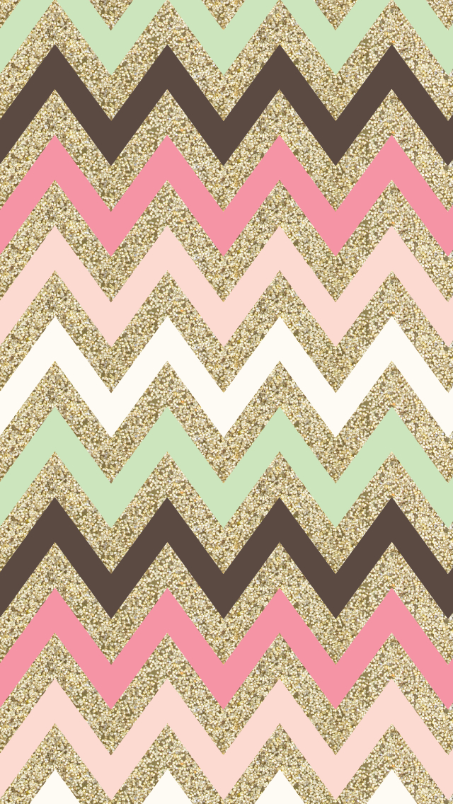 Glitter-chevron-iphone-wallpaper-wp4005002-1