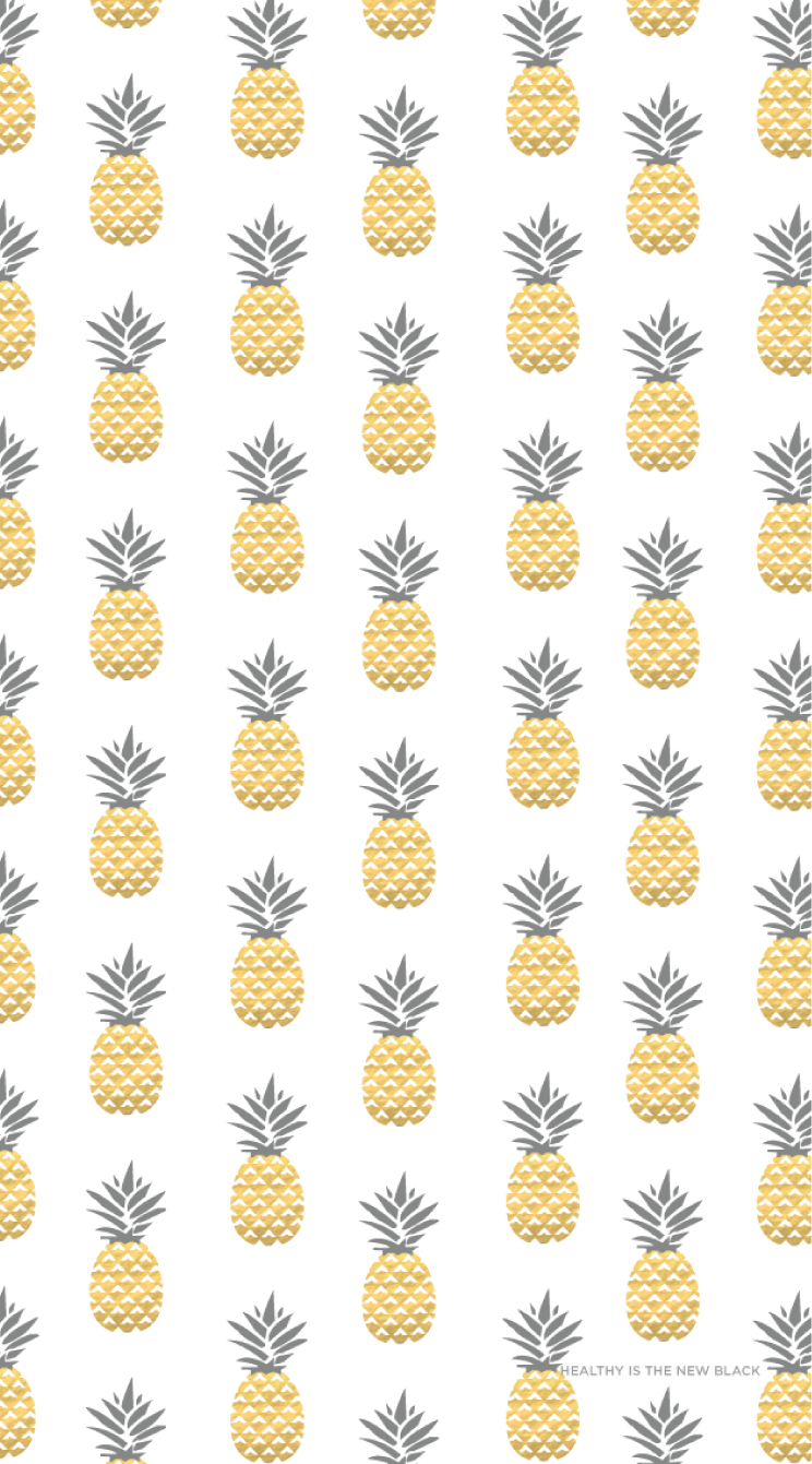 Gold-Pineapples-iphone-Healthy-lifestyle-Enjoy-wallpaper-wp460257