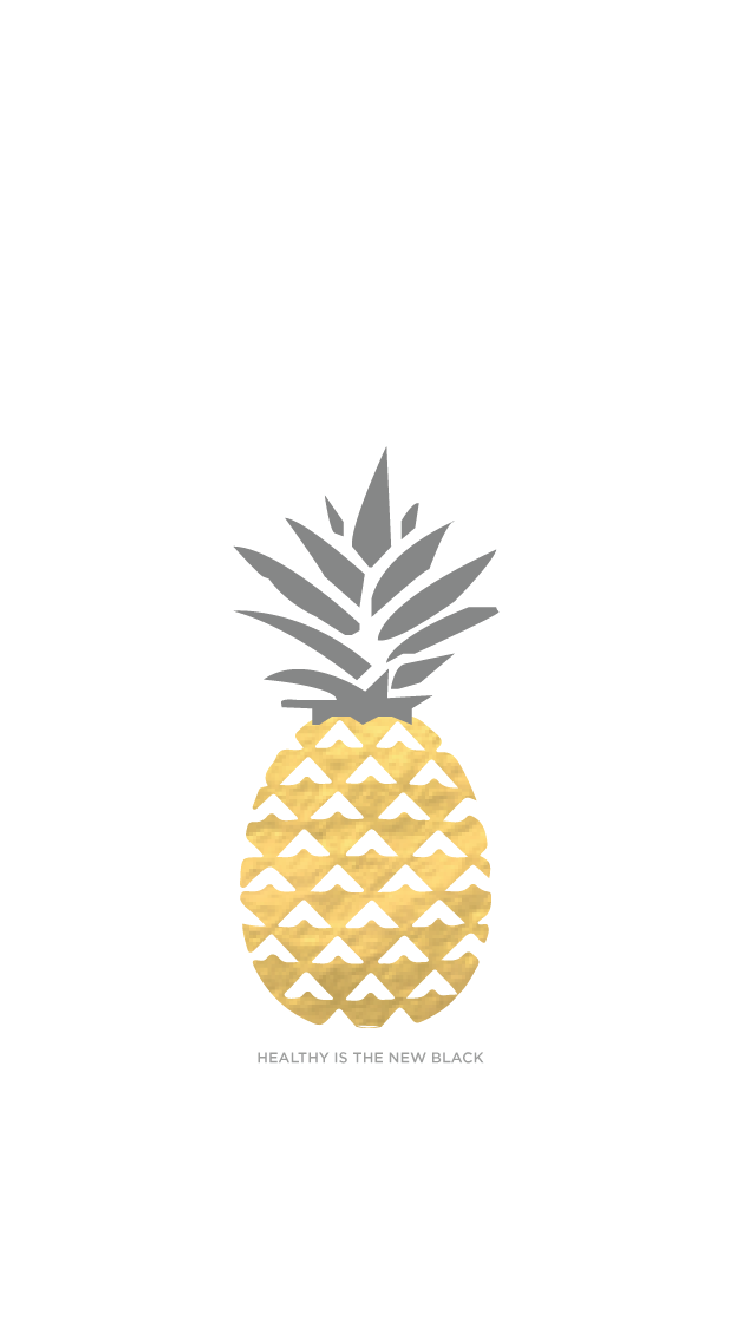 Gold-Pineapples-iphone-Healthy-lifestyle-Enjoy-wallpaper-wp4606277