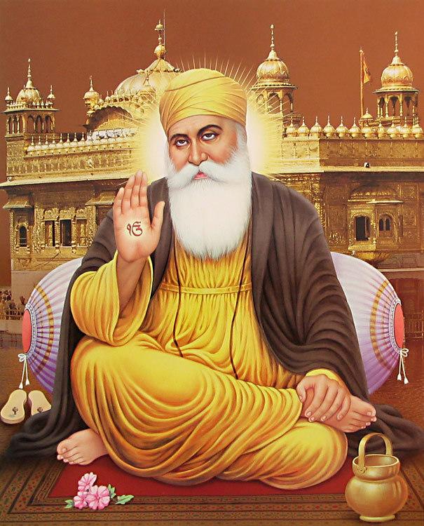 Golden-Temple-Amritsar-India-Guru-Nanak-Dev-ji-The-Founder-Of-Sikhism-wallpaper-wp5405322