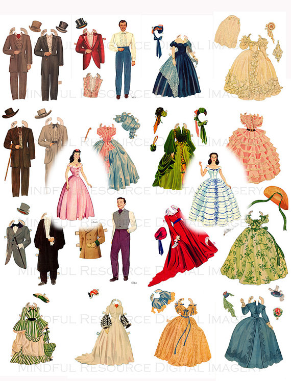 Gone-with-the-Wind-Printable-Paper-Dolls-by-mindfulresource-wallpaper-wp5008084
