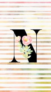 Grace-and-Josie-iPhone-Freebies-Monogram-Series-wallpaper-wp425836