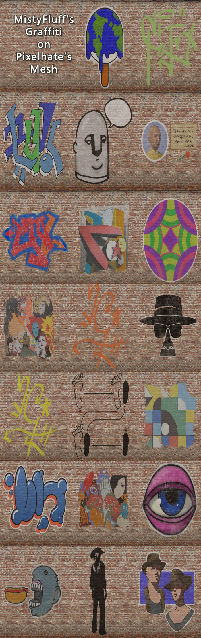 Graffiti-from-Sims-for-Sims-wallpaper-wp425838