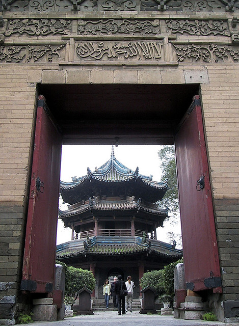 Great-Mosque-of-Xi-an-China-wallpaper-wp3006315
