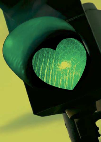 Green-heart-light-wallpaper-wp5806175