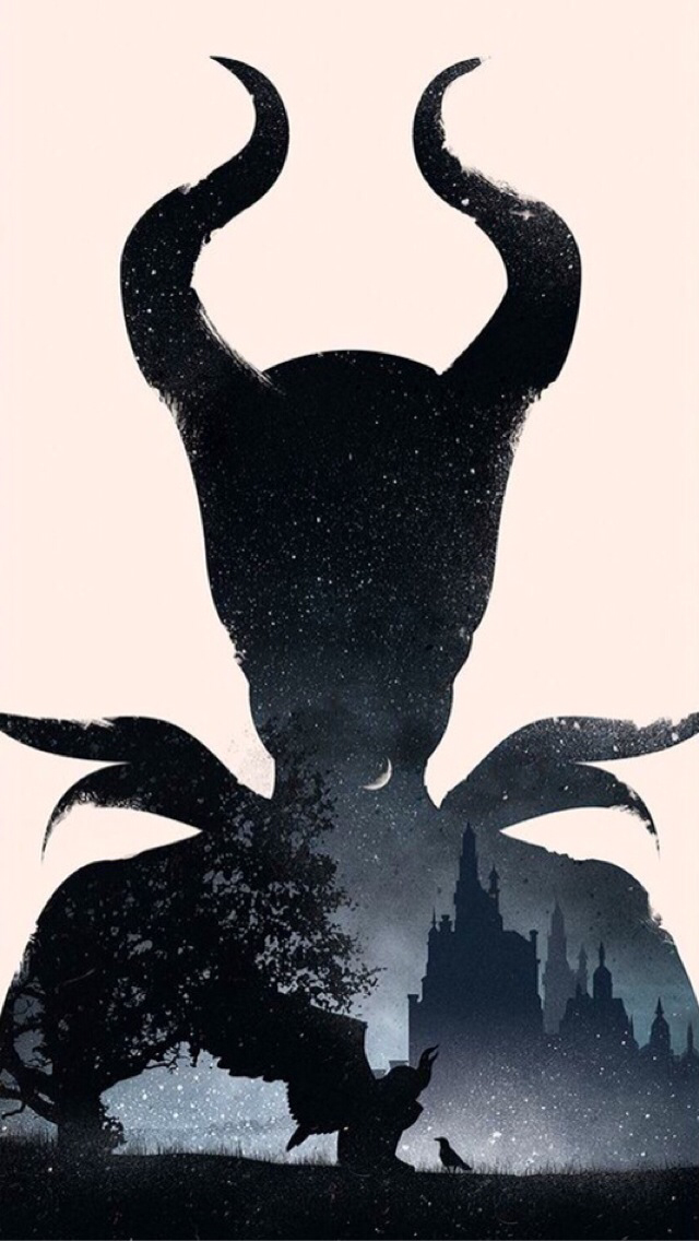 Halloween-Maleficent-wallpaper-wp425943