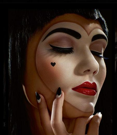 Halloween-makeup-queen-of-hearts-wallpaper-wp3006412