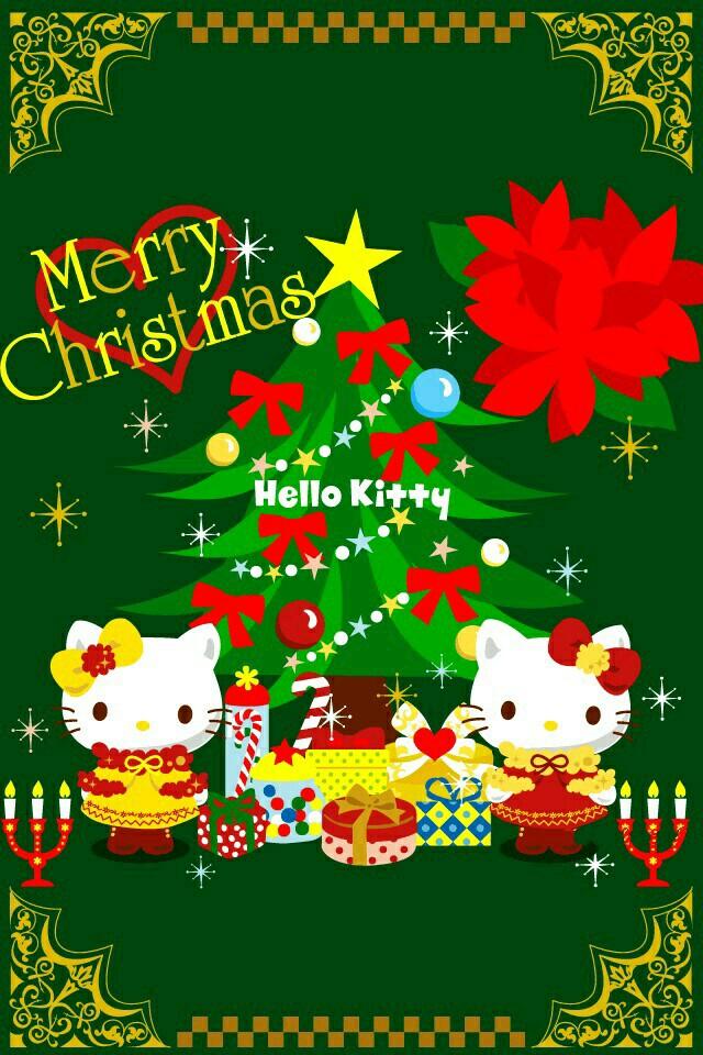 Hello-kitty-merry-christmas-nVidad-happy-holidays-wallpaper-wp4005249